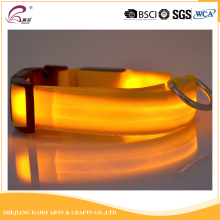 Wholesale pet products led custom dog collar light