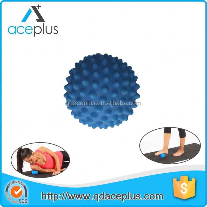 Trigger point spiky massage ball for entertainment