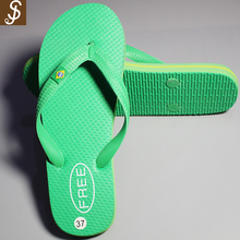 S&J high quality and free sample pu soft and washable travel slipper