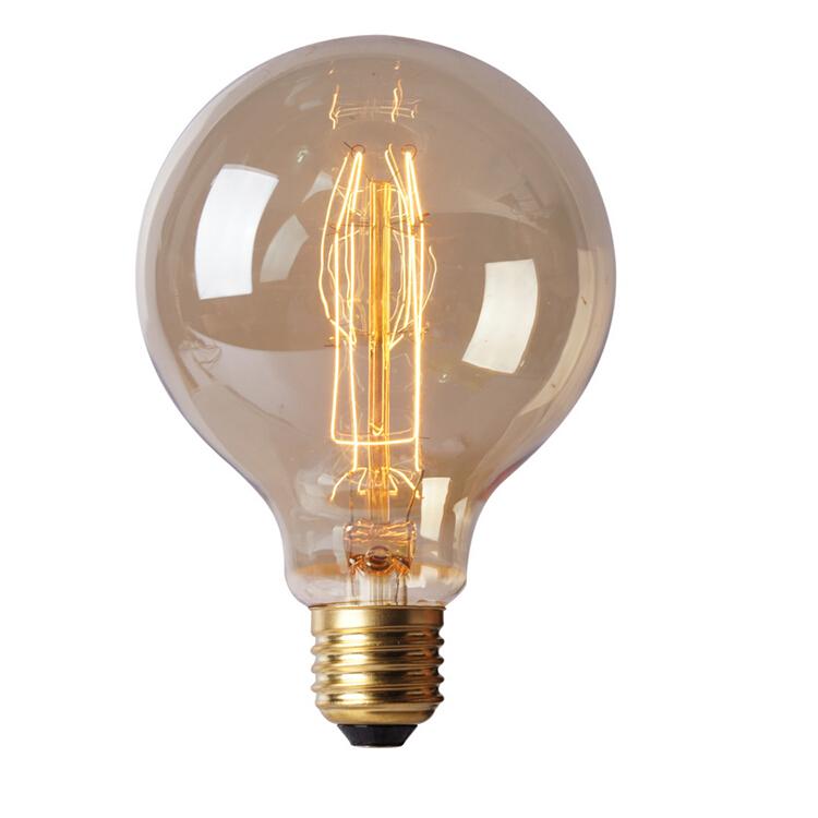 Buy G80 Led Filament E27 40w Bulb Online: New G80 Edison Lamps Bulb E27 Incandescent Lamps Filament