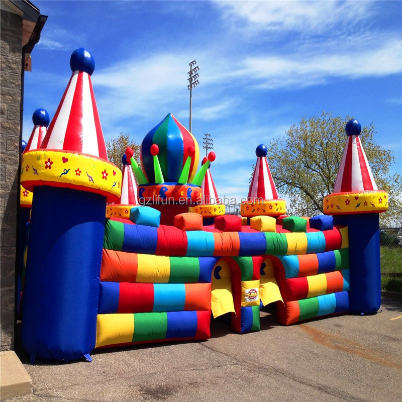 2016 inflatable castle, inflatable bounce house, used commercial inflatable bouncers for sale
