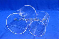 Quartz glass test tube for sale