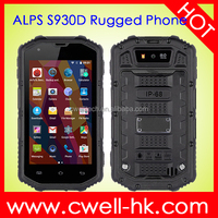 Android 5.1 Lollipop 1GB RAM/8GB ROM 4.0 Inch IPS Touch Screen quad core android 5.1 IP68 rugged waterproof cell phone