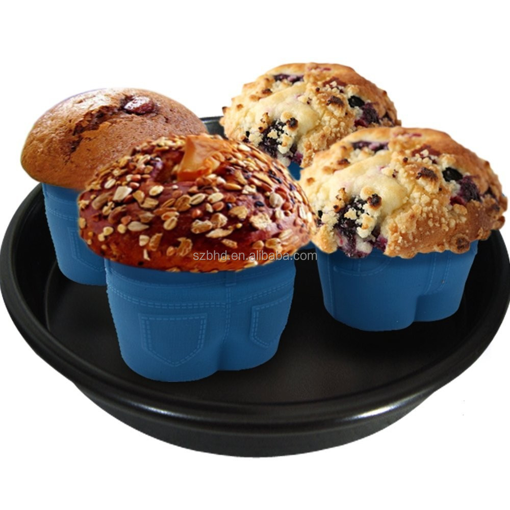 Muffin Top Muffin Cups : Food grade muffin tops baking cups blue jeans