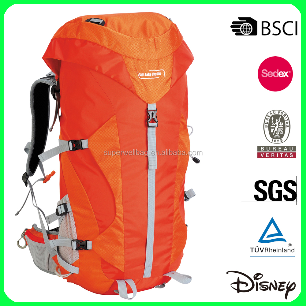 Waterproof Camping Backpack For Climbing And Trekking