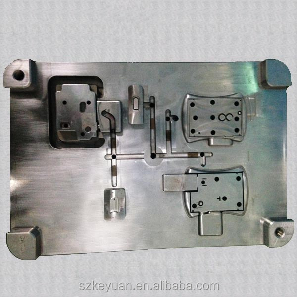 High precision product plastic mold components