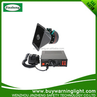 JP-100D Electronic Alarm Siren/Siene With Hand Crank And Screen /Hand Held