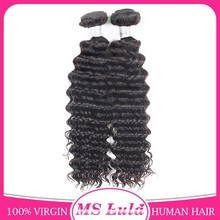 Wholesale best price raw virgin human hair deep wave brazilian hair weaving