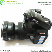 Hot sale digital slr camera , OEM DSLR camera with taking photo & video
