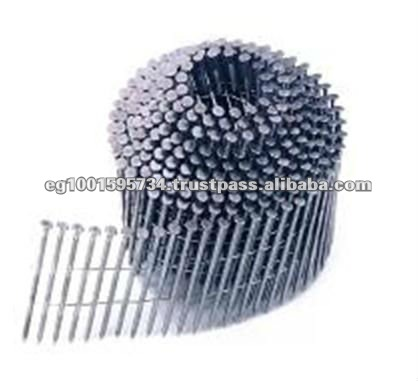 High Quality Stainless Steel Coil Nail