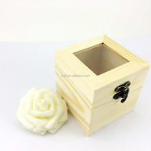 wholesale unfinished wooden boxes for crafts