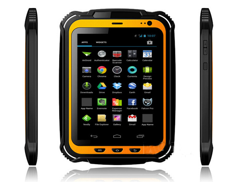 8inch 3g GSM+WCDMA quad core rugged brand your own tablet