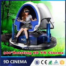 Electric Motion Platform Exciting Arcade Game Machine 5D 7D 9D Virtual Reality Motion Simulator VR