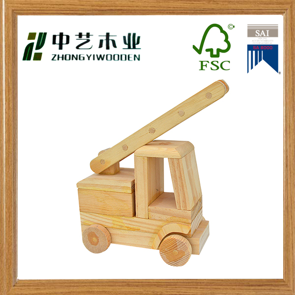 2015 New Fashion DIY wooden bird house wholesale