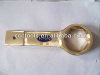 non sparking aluminum bronze striking box wrench 6 point