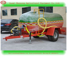 small fuel tank trailer