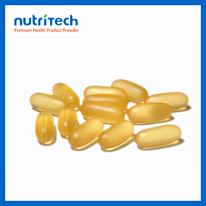 Prevent Cardiovascular And Cerebrovascular Disease Omega 3 coated Dha Epa Fish Oil Softgels
