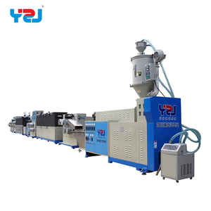 YZJ high reputation packing belt making machine pp straps making machine supplier