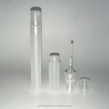 Clear Refillable Perfume Atomizer Vials 10ml Plastic Mini Spray Empty Bottles