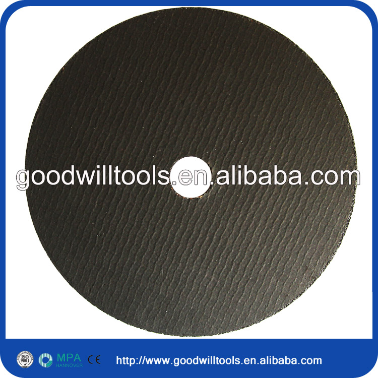 "factory sale 4 1/2"" abrasive cut off wheel for metal cutting hot"