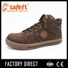 Black knight industrial safety boots/penang