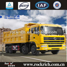 High Quality Well-known Brand Euro 3 50T Tipper Truck