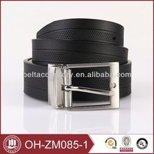 Eu Style Mens Genuine Spanish Leather Belt