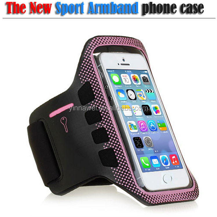 lowest price sport armband jogging case for iphone 5