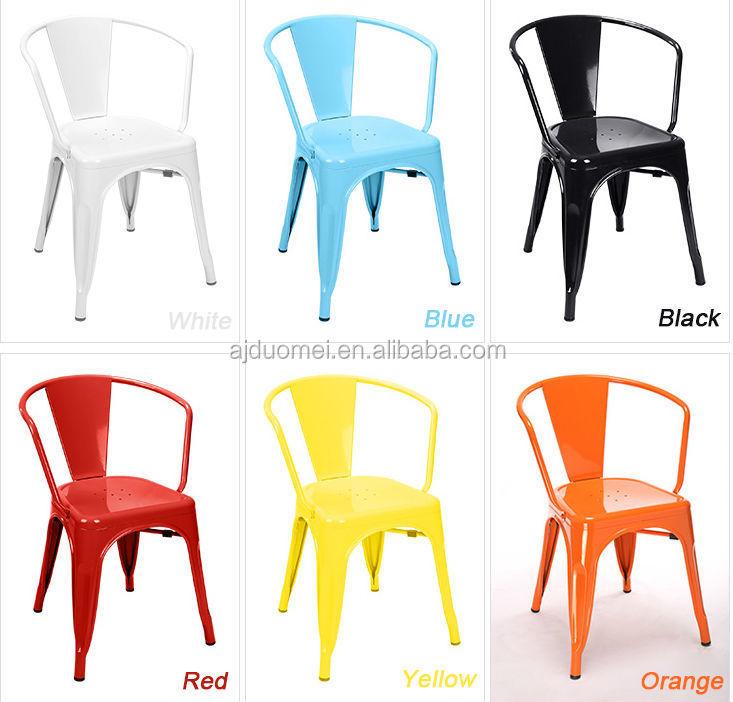Modern Metal Garden Furniture Outdoor Metal Chairs