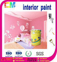 Asian price waterbased environmental-friendly acrylic emulsion wall paint