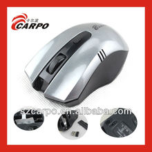 New Fashion Style Cheap Wireless Accessories Optical Mouse/Air Mouse F16