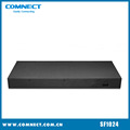 Professional 24-Port Fast Ethernet Switch with Great Quality