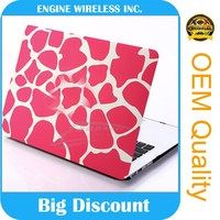 fast air delivery laptop rubber skin case cover