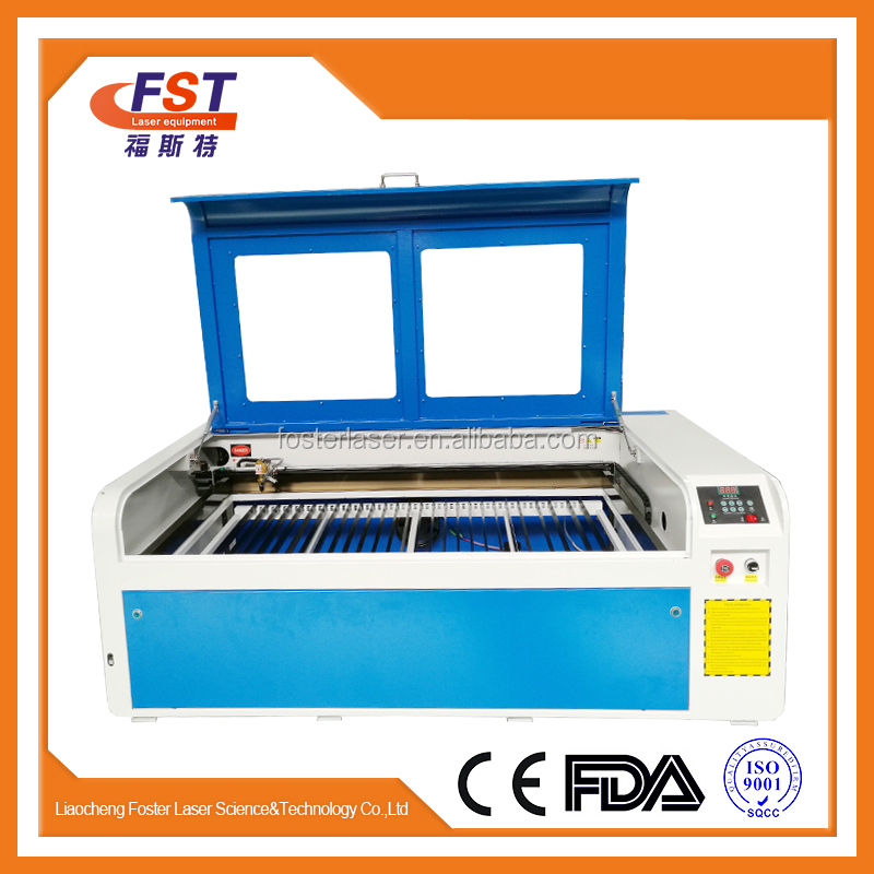 good quality cnc laser cutting machine with big platform made in China