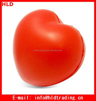 High Quality Heart Shaped Anti Stress Ball