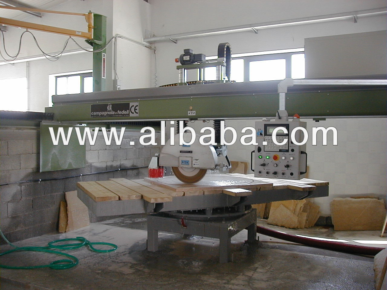 Bridge saw For Marble and granite