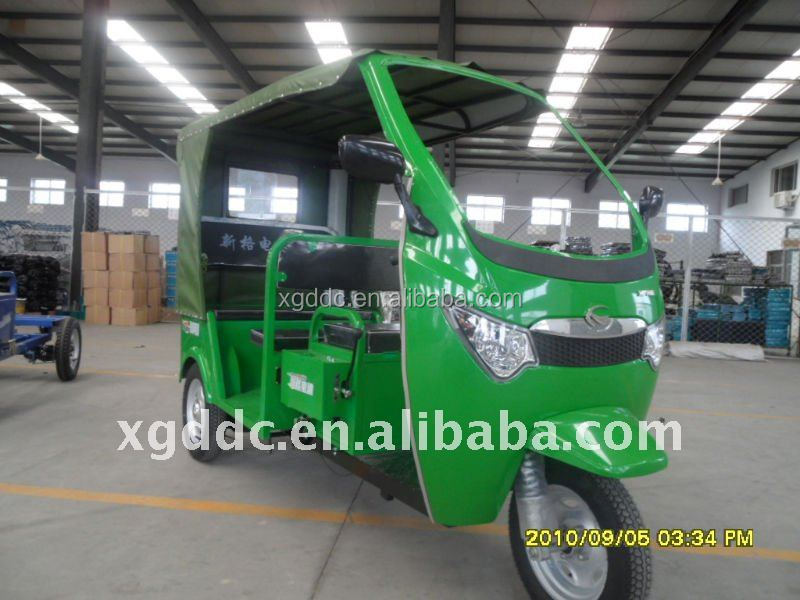 Electric Passenger Three Wheeler, Auto Rickshaw