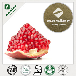best free sample polyphenol,HACCP KOSHER FDA pomegranate extract,40% pomegranate leaf