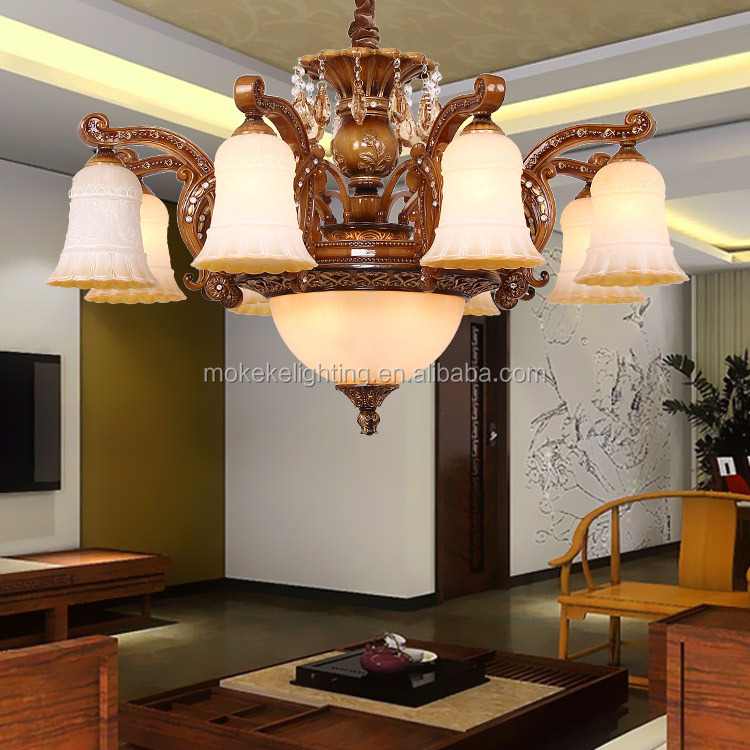Zhongshan Lighting Factory new design hot sale luxury modern chandeliers