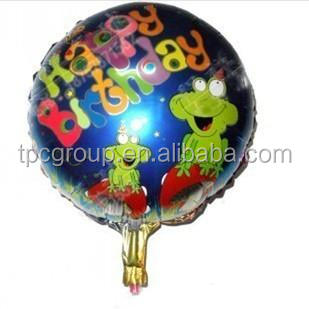 New Helium Balloons/happy birthday foil balloon