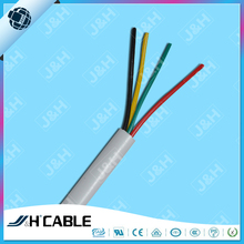 CCA conductor 4 cores unshielded security cable fire alarm cable