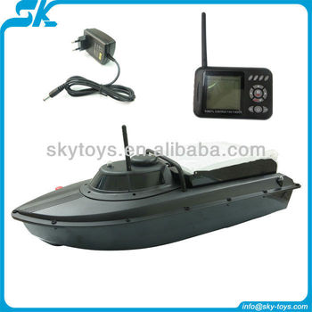 !Remote control fishing bait boat Jabo-2BS rc toy boat