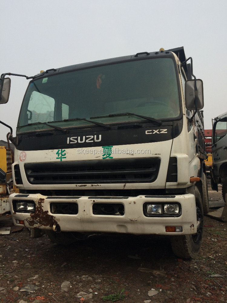 Used Condition Dump Truck of Japan Made 2009 Year