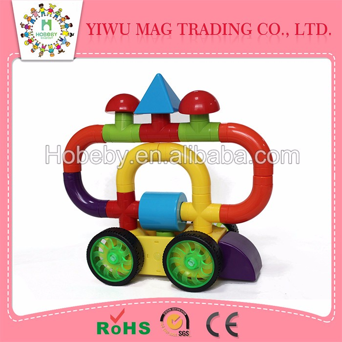 Wholesale TOP educational toys magnetic blocks toys and hot toys for christmas 2016