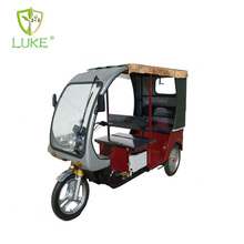 three wheel car/electric tricycle for 4-6 passenger for bengal