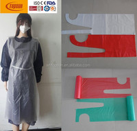 PE Apron, Thick Plastic Apron,Disposable Apron For Food industry
