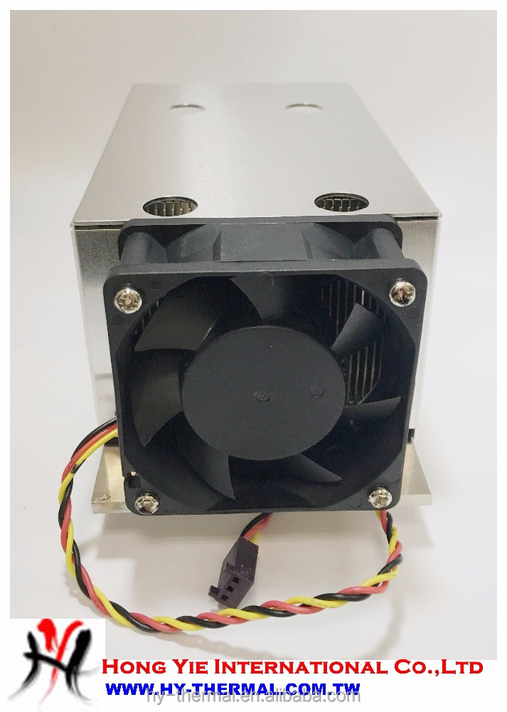 FAN cooling HY321 profiles aluminum profile IPC heat sink