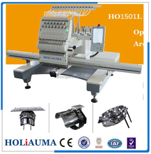 HOLIAUMA Laser cutting computerized embroidery machine for baseball cap embroidry