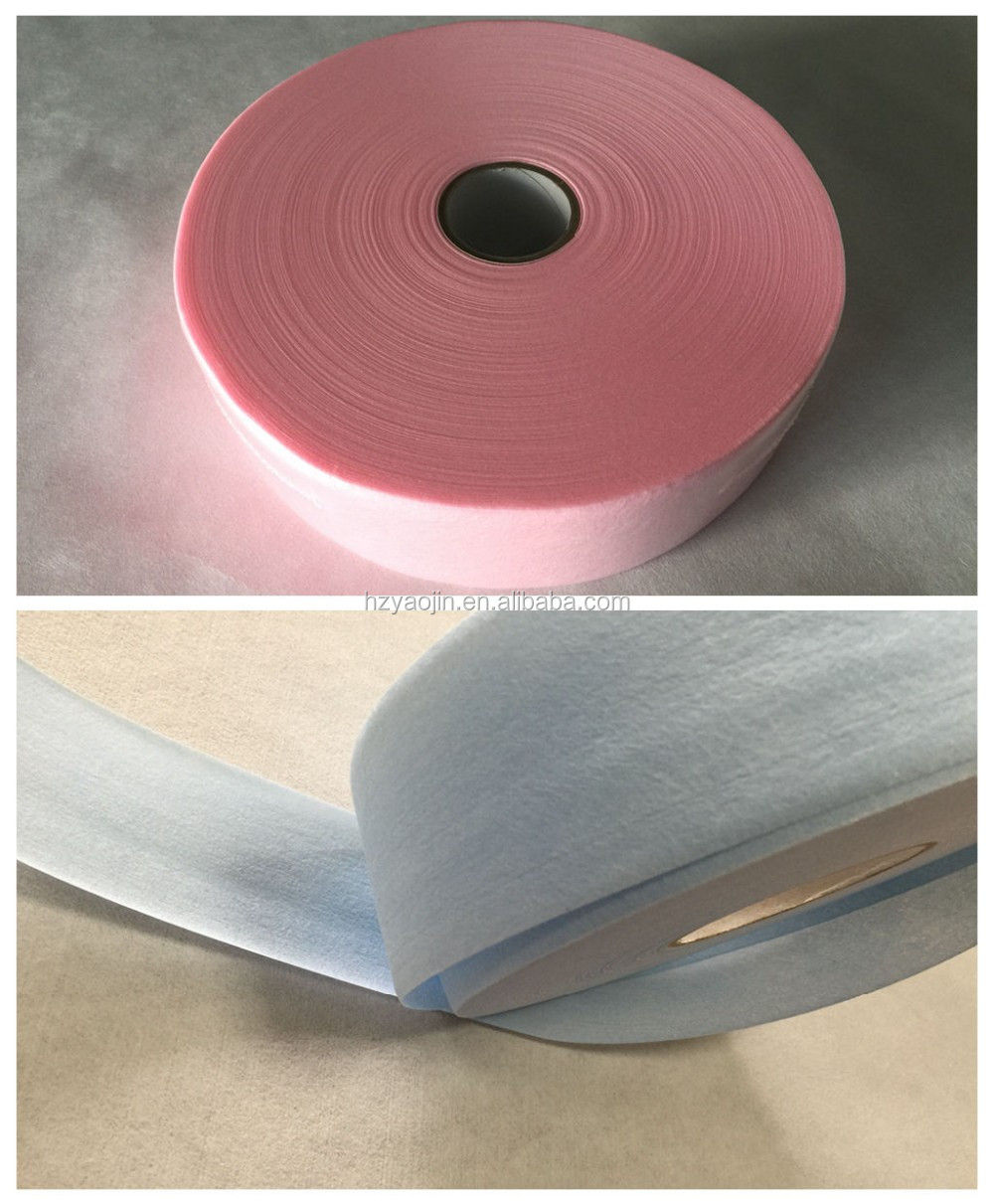 2016 hot sell nonwoven wax roll for epilation 100yarn