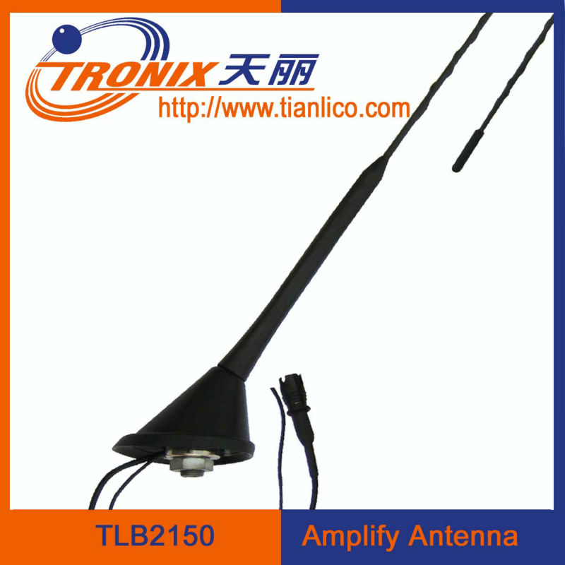 high gain auto car radio external antenna